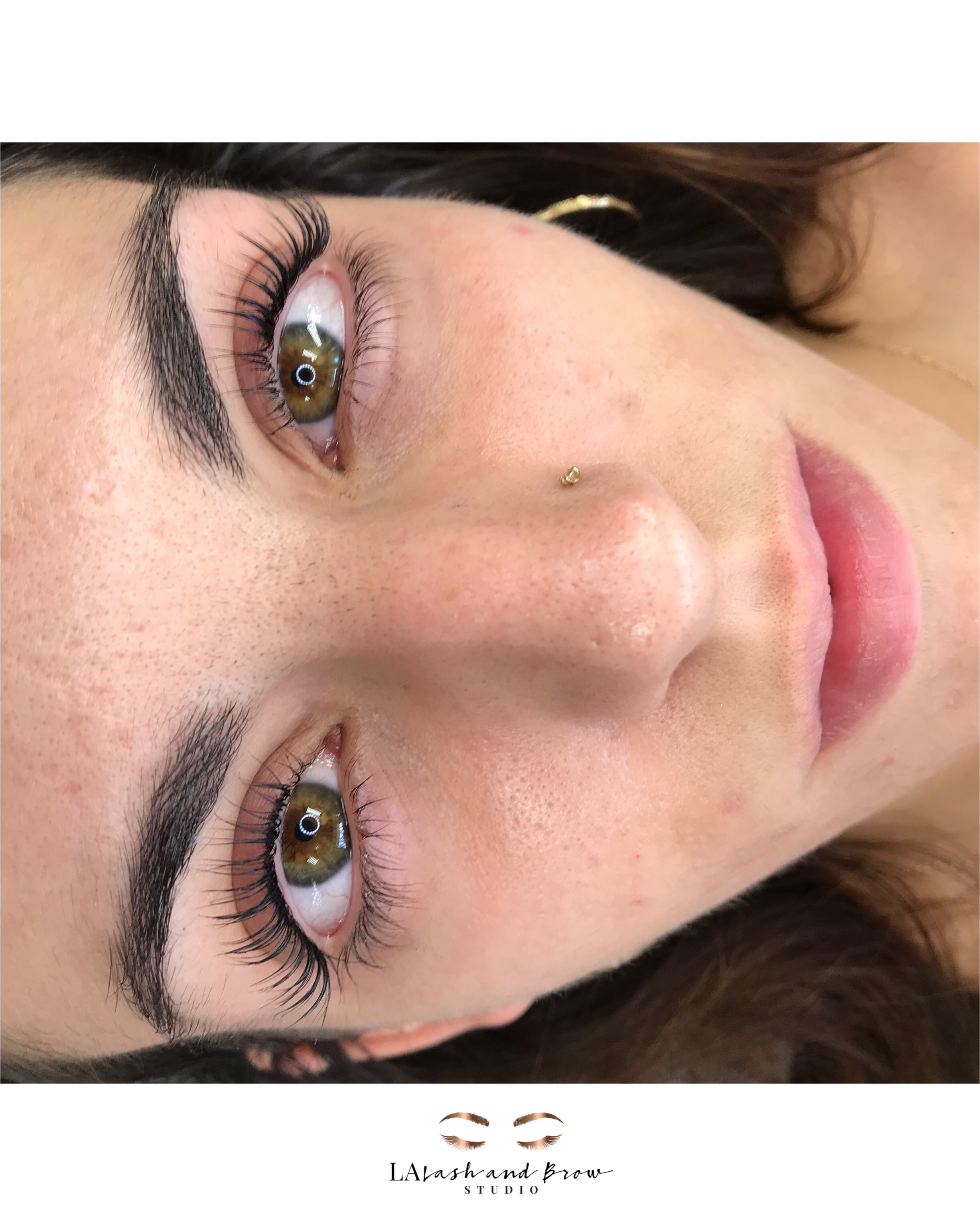 Eyelash Lift Eyelash Tint La Lash And Brow Studio Book Today