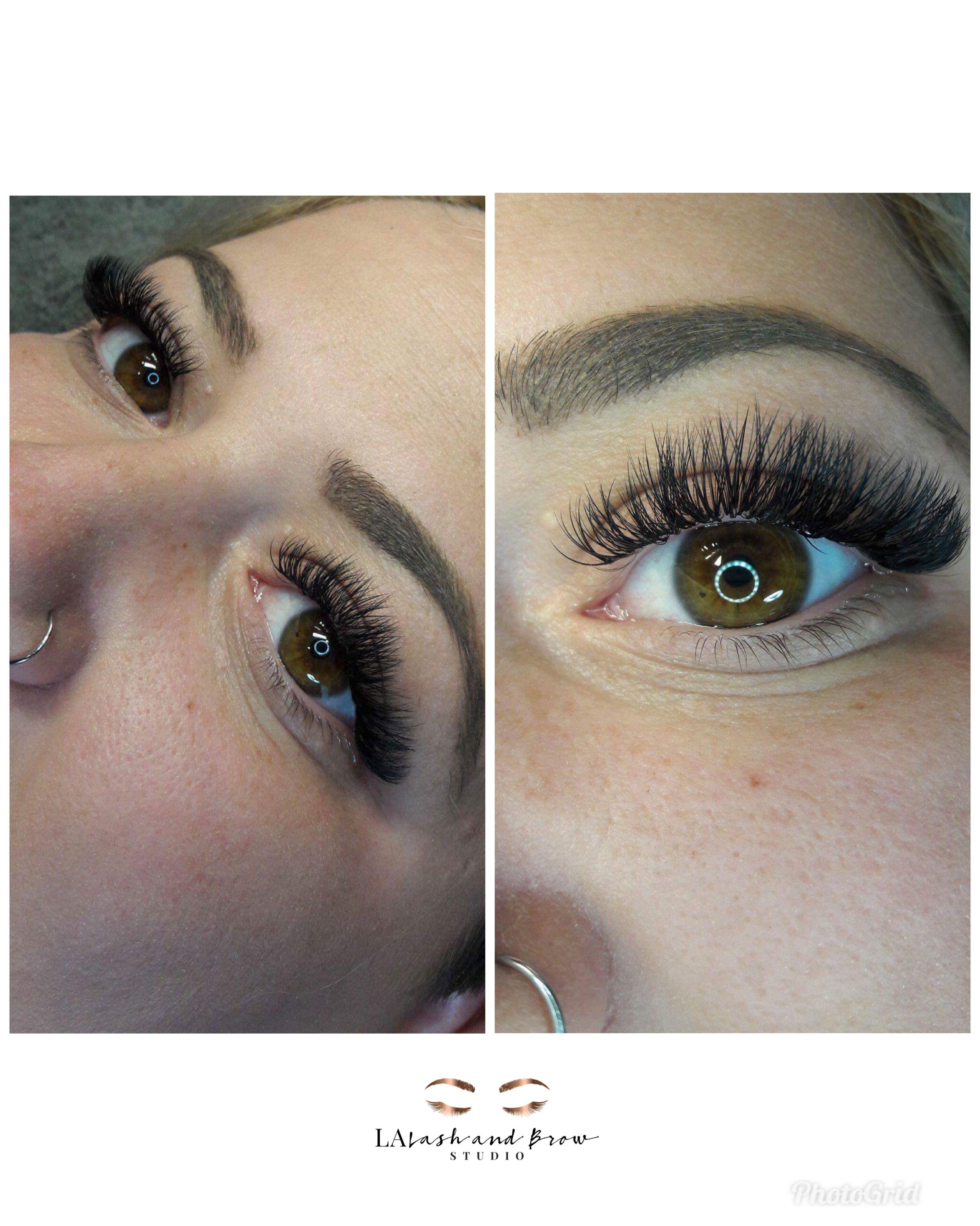 0e8ef66c066 Eyelash Extensions | LA Lash and Brow Studio | Book today 727-808 ...